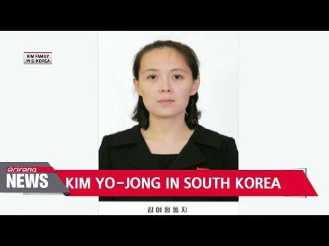 North Korea's Kim Yo-jong makes landmark visit to South Korea