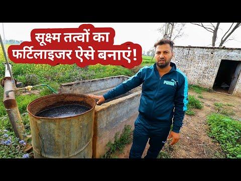यूरिया डीएपी से भी ताकतवर खाद|Micro nutrient for crops organic Farming in india