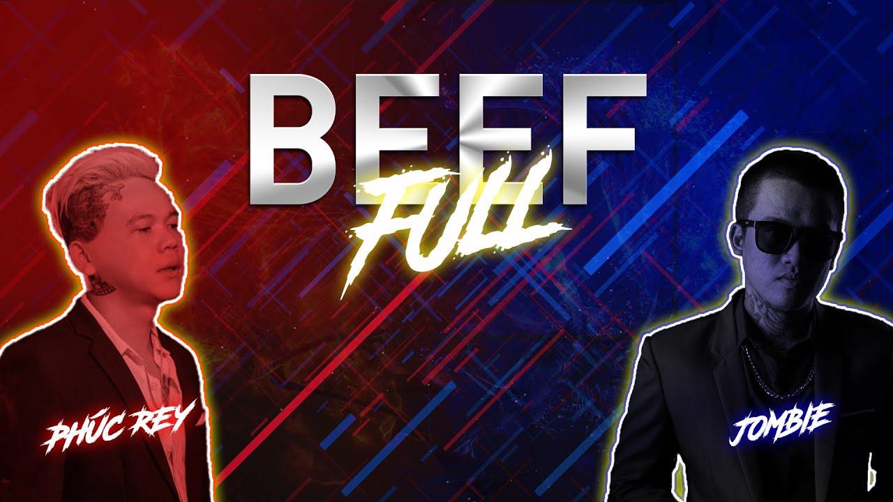 『2020 BEEF』 PHÚC REY VS. JOMBIE (FULL)「Lyrics」