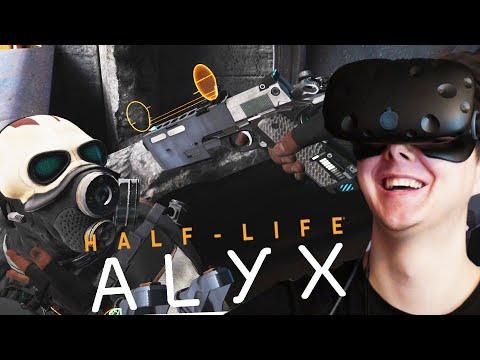 ПРОИСХОДИТ НАСТОЯЩАЯ ЖЕСТЬ - Half-Life: Alyx #5 Half life 3