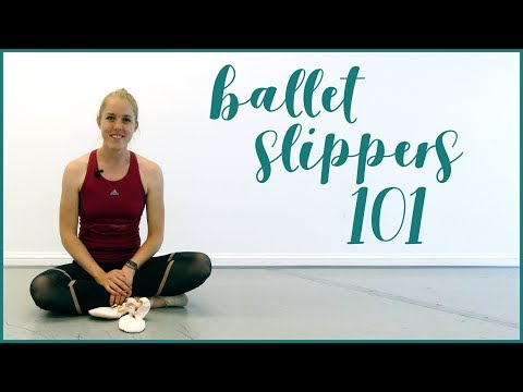 Ballet Slippers 101 - Choosing the Right Shoe for You | Broche Ballet
