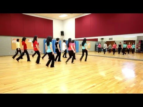 From The Ground Up - Line Dance (Dance & Teach in English & 中文)