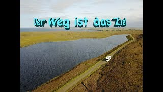 Nördlichste Festlandpunkt & Thurso ⛺️ CAMPING I Schottland 🚌 vlog#20