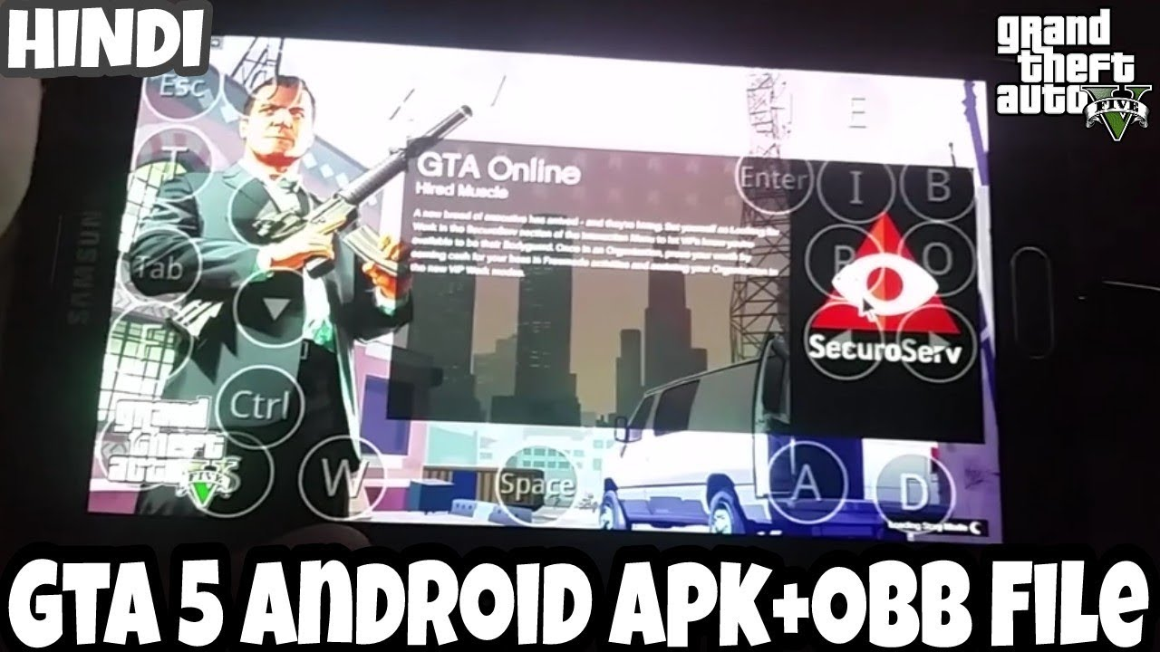 Gta 5 Android Apk+Obb File Download Now || Must Watch ...