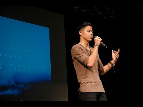 Walk With Your Mind; Run With Your Heart: Benjamin Kheng at TEDxYouth@Singapore