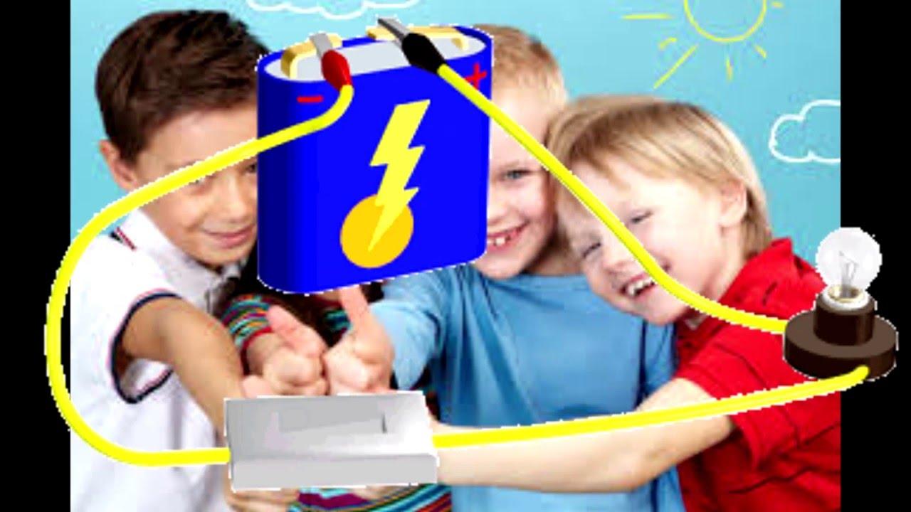 Circuito Juegos Para Niños : Circuito electrico para niños de primaria maquetas