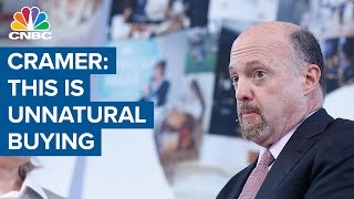 Jim Cramer: Markets acting as if Covid-19 has gone away