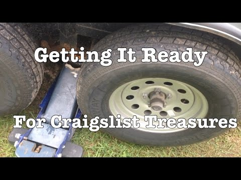 how to grease wheel bearings on a travel trailer