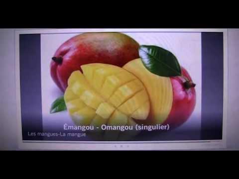 GABON : Fruits + Légumes En OBAMBA