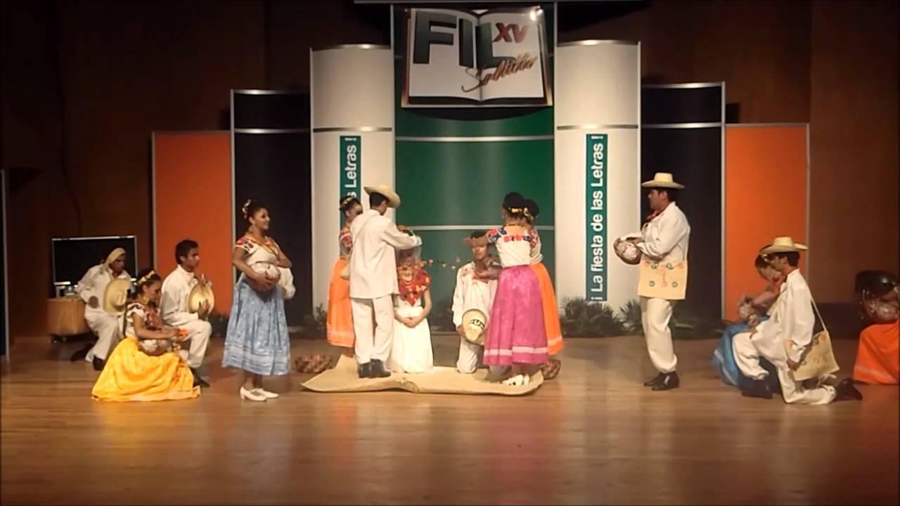 Ballet Folklorico del Estado de Hidalgo - Boda en la