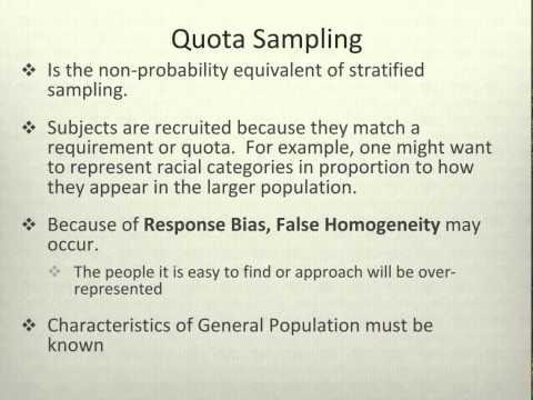 Musicas.cc - Baixar 03 Sampling NonProbability Sampling ...