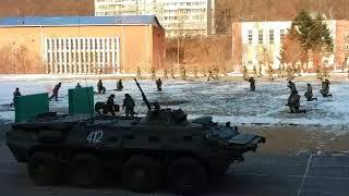 Скачать День Морской Пехоты ДШБ г Владивосток