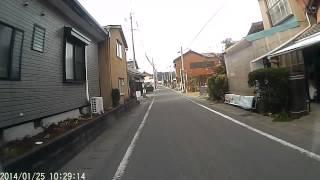 静岡県道333号 入出太田線[全線走破]起点:多米トンネルから終点:多米峠入口交差点まで