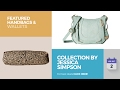 Collection By Jessica Simpson Featured Handbags & Wallets