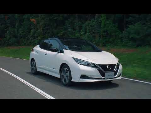 2018 Nissan Leaf with Advanced Technology | AUTOBICS