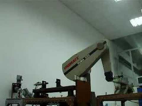 puma 500 robot