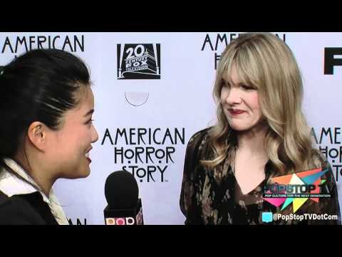 Lily Rabe Talks