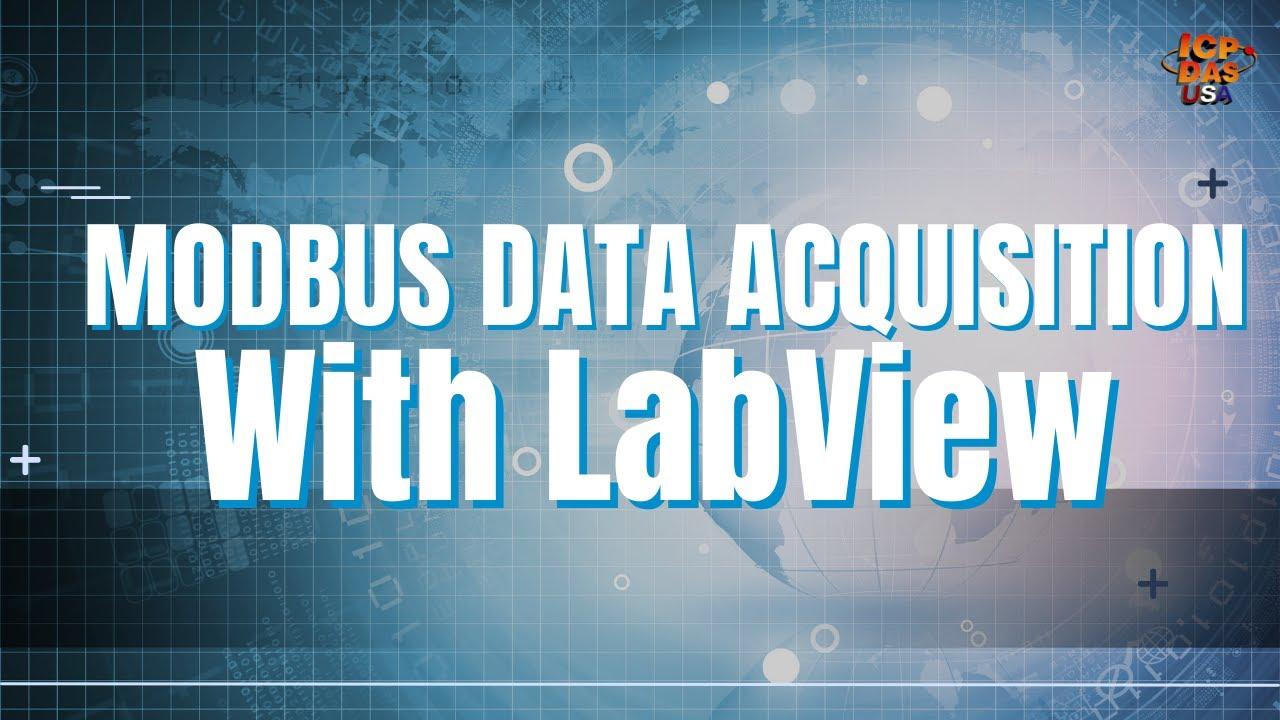 Modbus Data Acquisition with Labview