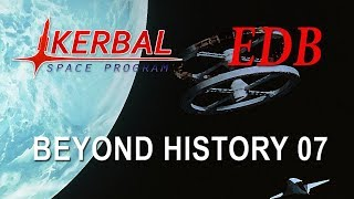 Kerbal Space Program with RSS/RO - Beyond History 07 - Lunapod