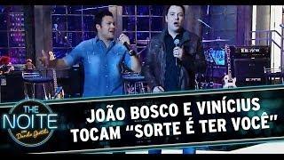 João Bosco e Vinícius tocam
