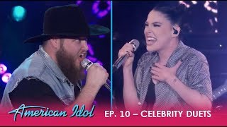 "Trevor McBane & Bishop Briggs Sing ""River"" In A Match Made In HEAVEN! 