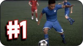 FIFA 17 [История] - Часть 1 - Рождение легенды