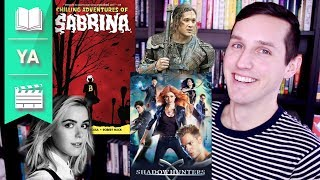 The Chilling Adventures of Sabrina, The Maze Runner & More! ft. Jessethereader | Epic Adaptions