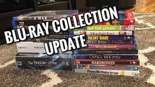 BLACK FRIDAY PICKUPS and Blu-ray Collection Update!