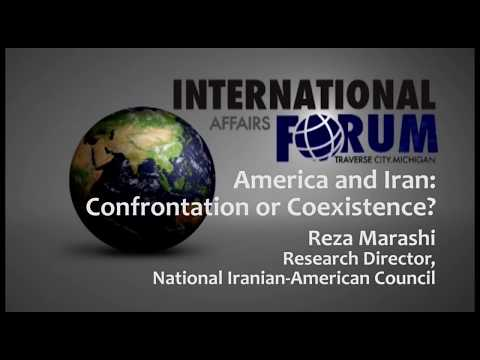 America and Iran: Confrontation or Coexistence?