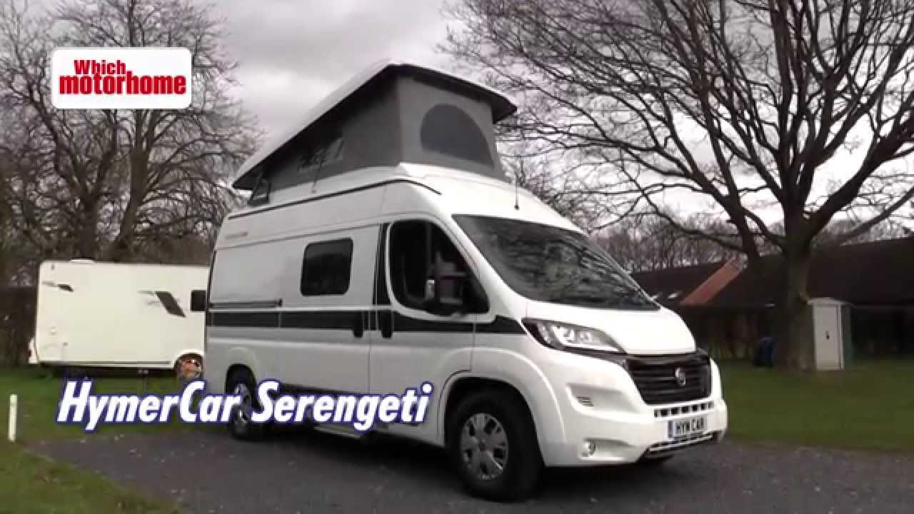 Beautiful Hymercar Serengeti  Which Motorhome Ultimate Showdown Video Review
