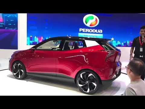 Teknologi Canggih Kereta Perodua X Paling Ohsem!