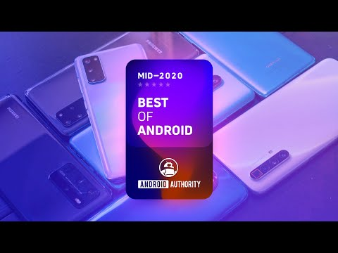 The BEST Android phone for the first half of 2020 is...