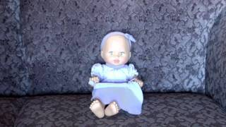 FISHER PRICE LITTLE MOMMY HIDE & PEEK INTERACTIVE DOLL