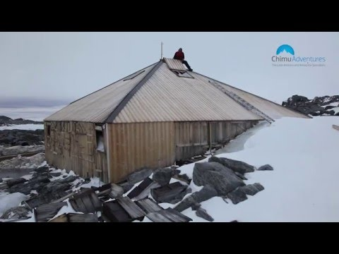 Mawson's Huts Conservation Expedition 2015-16 - Chimu Adventures