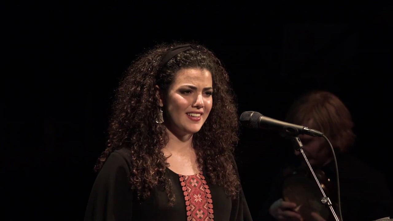 افرح يا قلبي- ناي البرغوثي Ifrah Ya Qalbi- Nai Barghouti