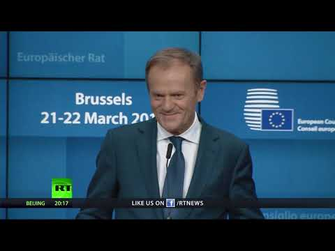 Brexit delay confuses Donald Tusk
