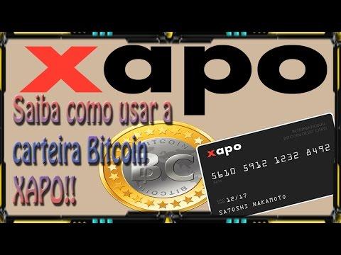 Carteira Bitcoin XAPO, Saiba Como Usar.
