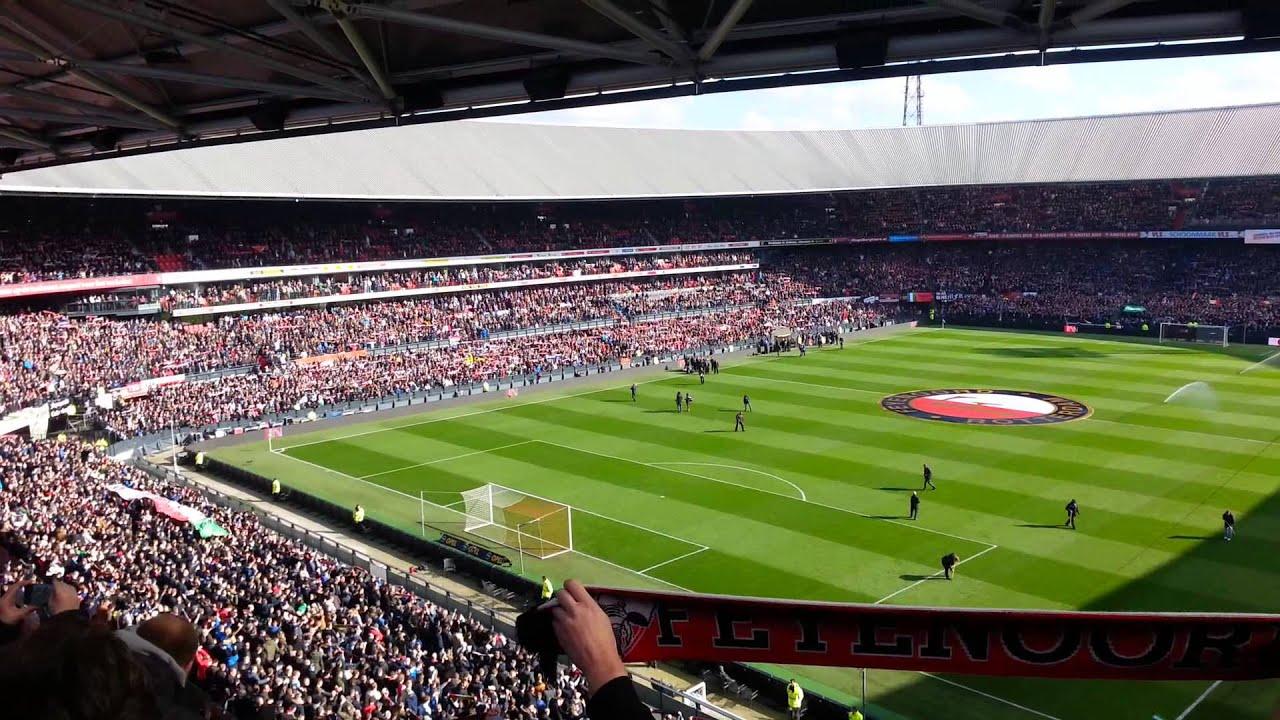 Feyenoord-ajax 2014 - YouTube