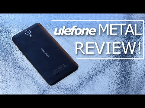 Ulefone Metal Review: $100 Metal octacore smartphone reviewed!