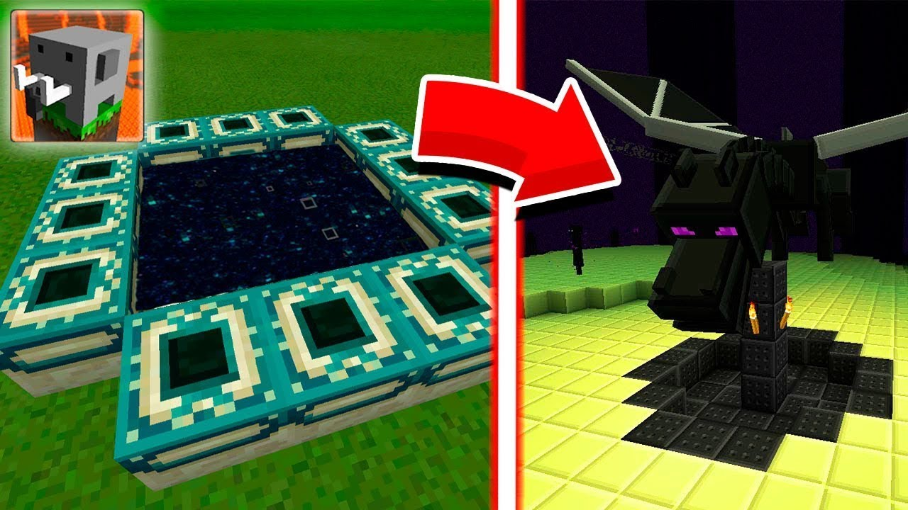 CAN YOU FIGHT ENDER DRAGON IN CRAFTSMAN