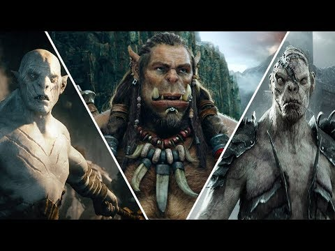 Download Orcs Evolution in Movies and Cartoons (2018)