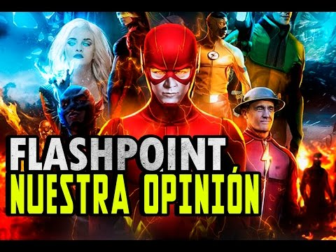 The Flash | Flashpoint | Reseña con Spoilers