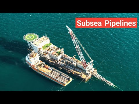 Subsea Pipelines | Offshore |Oil&Gas