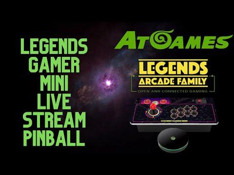 Ur Average Gamer Live Stream Arcade1up Reveals Cab List from Ur Average Gamer