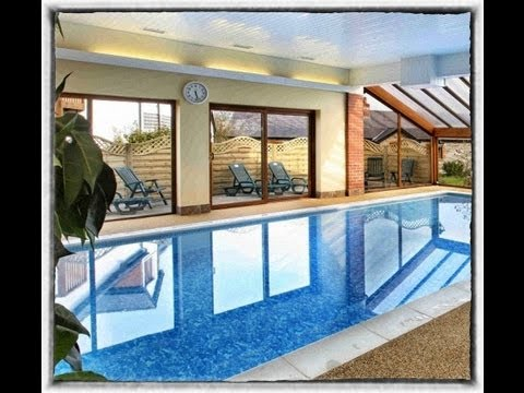 Holiday cottages with an indoor pool in wales croft farm and celtic cottages youtube for Holiday cottages in wales with swimming pools