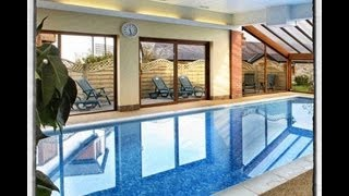 Holiday Cottages With An Indoor Pool In Wales - Croft Farm and Celtic Cottages