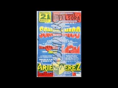 Ariel Perez Sonoramico 1995