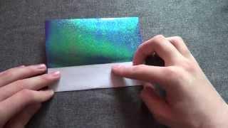 Сделай сам - Мини-книга из бумаги!