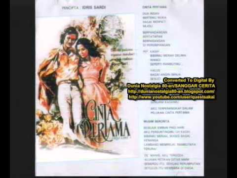 Cinta pertama (1974) Original Soundtrack  in Stereo