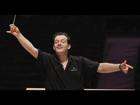 Andris Nelsons leads first BSO rehearsal